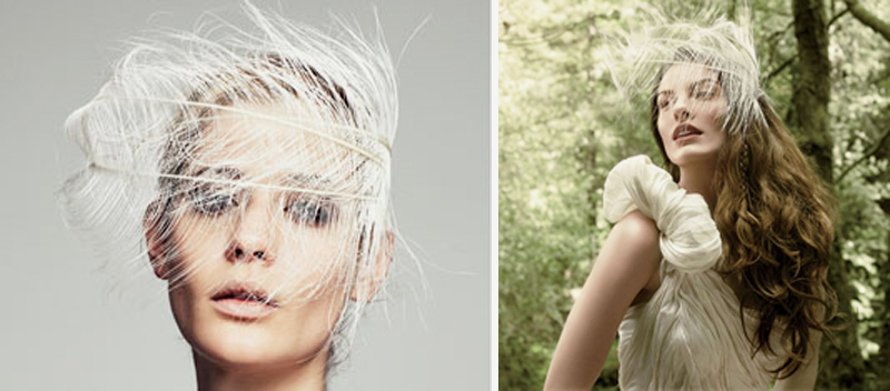 The Jennifer Behr Bridal Collection of head pieces and bridal accessories