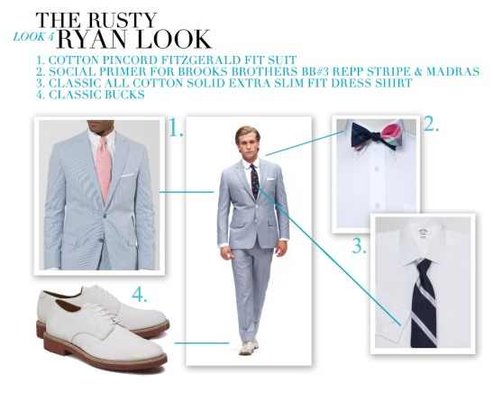 Mens Fashion for Summer Weddings